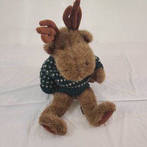 The Boyds Collection MOOSE Plush Stuff Toy 17""